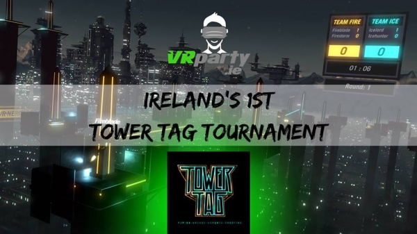 VRparty Tower Tag Tournament
