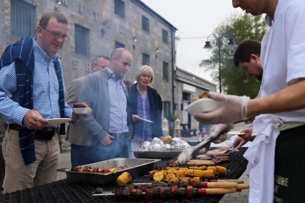 Tullamore & District Chamber Members Only BBQ