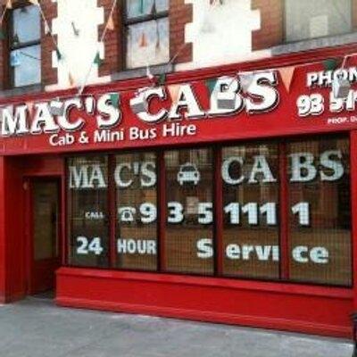 Mac's Cab's