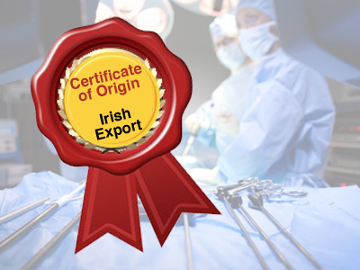 Certificates of Origin