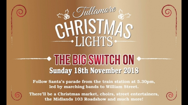 Switching on of the Christmas Lights 2018