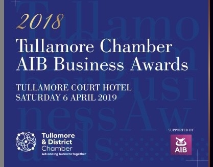 Tullamore Chamber Awards  - Congratulations to all those shortlisted!