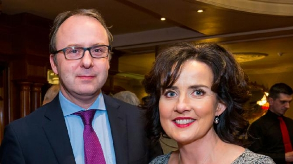 Promoting a positive view of Tullamore is new Chamber President's goal
