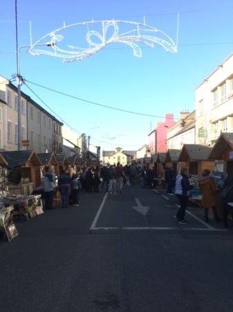 Tullamore Christmas Market