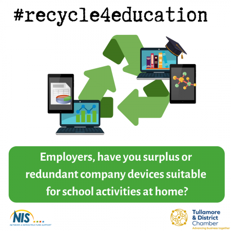 #recycle4education