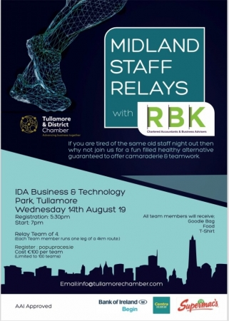Midland Staff Relay Series with RBK