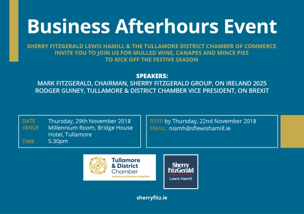 Business Afterhours Event