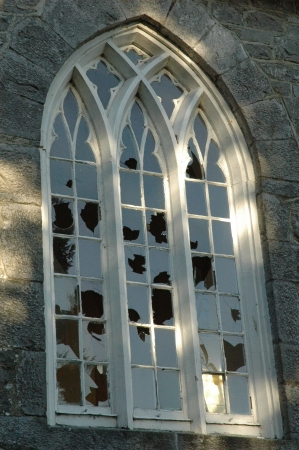Community response to church vandalism 'overwhelming'